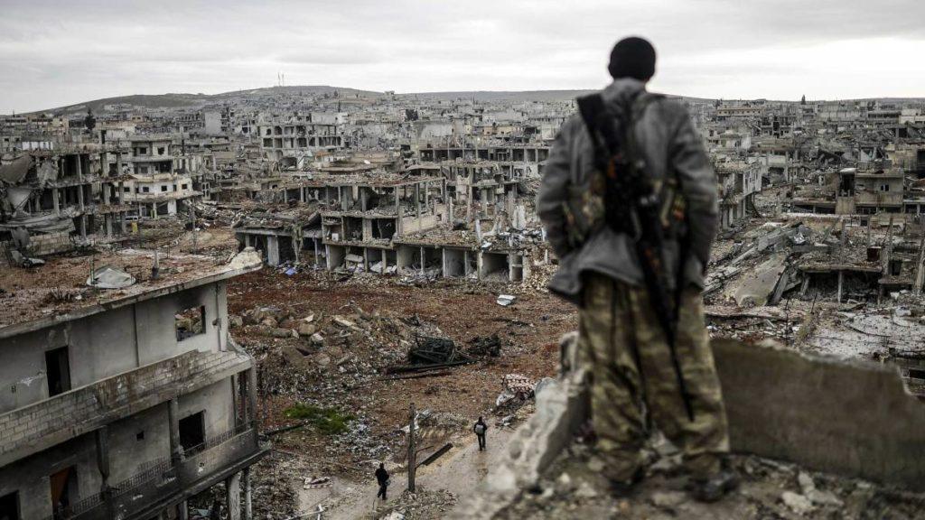 Bencana sosial yang diakibatkan oleh perang